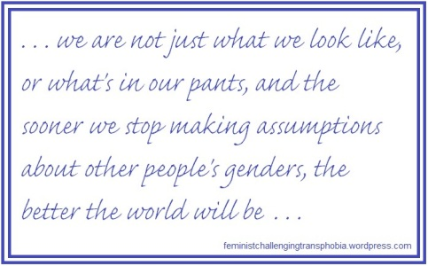what's in our pants
